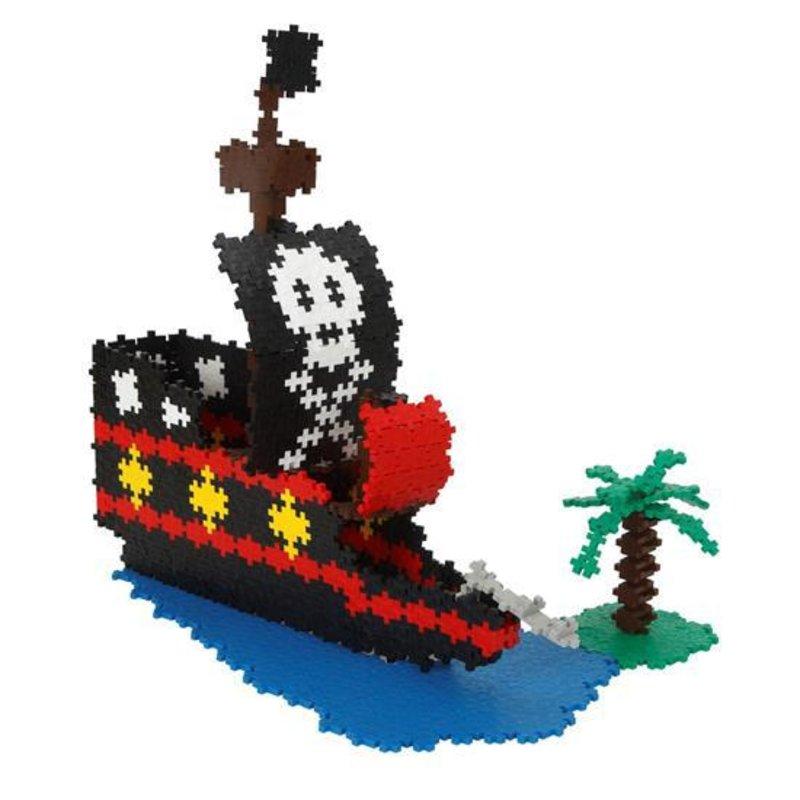 1060 Bausteine Plus-Plus Mini Basic Piratenschiff